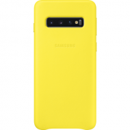 Samsung leather cover - Samsung Galaxy S10
