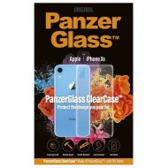 PANZERGLASS COQUE POUR IPHONE XR ,TRANSPARENTE